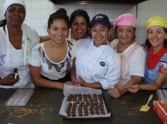 Trabajo y persona-Laboratorio-Scuola Cioccolato Guatire, Venezuela